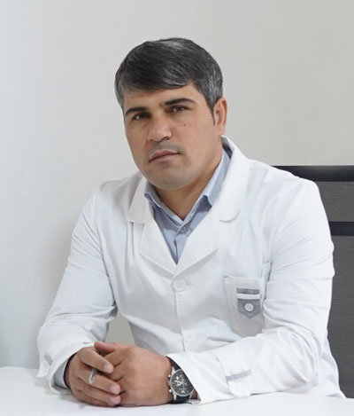 Худойдов Екуб - Лор врач